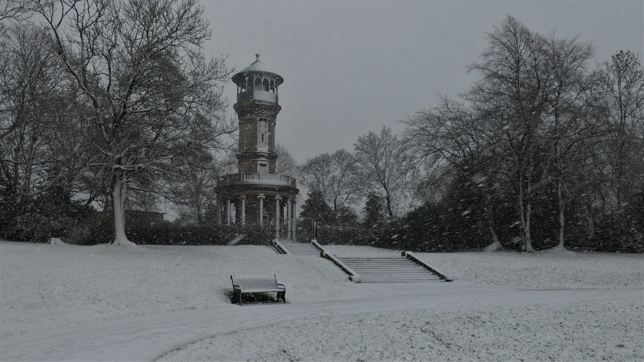 5 Tower in snow (4)